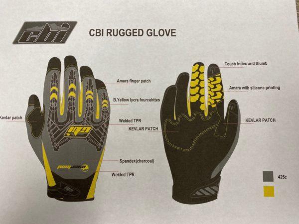 Knocker rocker gloves
