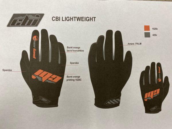 CBI Scout gloves