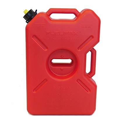 2.5 gallon fuel storage by Fuelpax