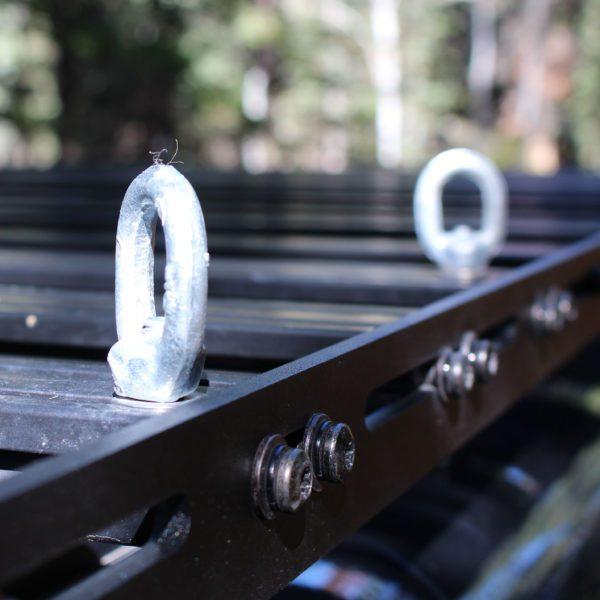 tie down eye nuts for Prinsu racks