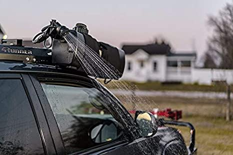 day tank waterport roof rack