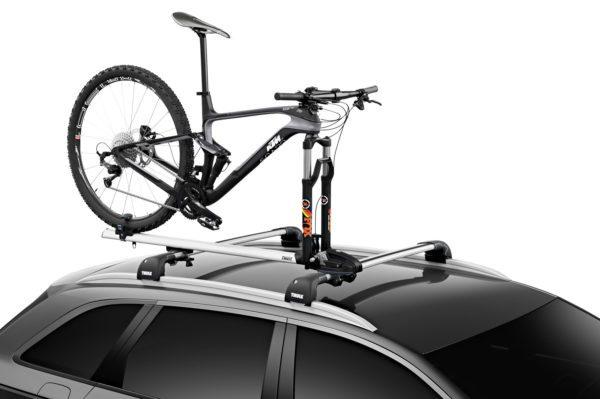 thru ride thule bike rack add on